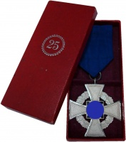 Изображение Подарочные монеты Третий Рейх Наградной крест 0  UNC-