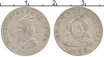 Продать Монеты Гондурас 20 сентаво 1952 Серебро
