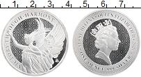 Продать Монеты Святая Елена 1 фунт 2021 Серебро