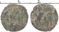 Изображение Монеты Древний Рим AE 3 0 Медь VF
