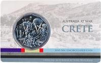 Продать Подарочные монеты Австралия 50 центов 2015 Медно-никель