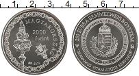 Изображение Монеты Венгрия 2000 форинтов 2019 Медно-никель UNC 250-летие Университе