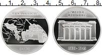 Изображение Монеты Германия Жетон 0 Посеребрение Proof Немецкий исторически