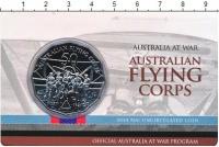 Изображение Подарочные монеты Австралия 50 центов 2014 Медно-никель UNC Монета из серии Авст