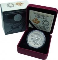 Изображение Подарочные монеты Канада 20 долларов 2015 Серебро Proof Битва за Британию. С
