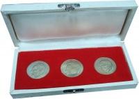 Изображение Подарочные монеты ГДР Разведчики 0 Медно-никель UNC