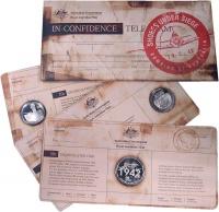 Продать Подарочные монеты Австралия Бомбардировка австралии 2012 Медно-никель