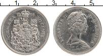 Изображение Монеты Канада 50 центов 1968 Медно-никель UNC- Елизавета II