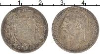 Изображение Монеты Лихтенштейн 1 крона 1910 Серебро XF Йоханн II