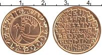 Изображение Монеты Швеция Жетон 0 Бронза UNC Жетон монетного двор