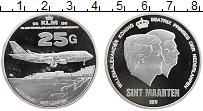 Изображение Монеты Нидерланды 25 гульденов 2017 Посеребрение Proof-