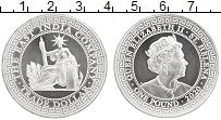 Продать Монеты Остров Святой Елены 1 фунт 2020 Серебро