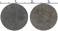 Изображение Монеты Австрия 1 грош 1947 Цинк VF