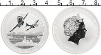 Продать Монеты Тувалу 1 доллар 2016 Серебро
