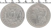 Изображение Монеты США 1 доллар 1900 Серебро XF- О