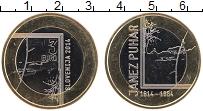 Продать Монеты Словения 3 евро 2014 Биметалл