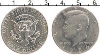 Изображение Монеты США 1/2 доллара 1984 Медно-никель UNC- D