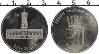 Изображение Монеты ГДР Жетон 0 Медно-никель UNC- Красная ратуша. Берл