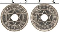 Изображение Монеты Германия Жетон 0 Медно-никель XF Игровой жетон