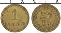 Изображение Монеты Германия Жетон 0 Латунь VF 1 масс. Пивной жетон