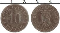 Изображение Монеты Германия : Нотгельды 10 пфеннигов 1917 Железо VF Кассел