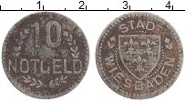 Изображение Монеты Германия : Нотгельды 10 пфеннигов 1917 Железо VF Висбаден