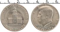 Изображение Монеты США 1/2 доллара 1976 Медно-никель XF 200 лет независимост