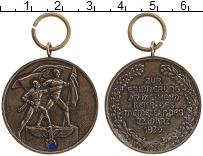Изображение Монеты Третий Рейх Медаль 1939 Бронза XF