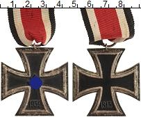Изображение Монеты Третий Рейх Наградной крест 1939 Железо XF Железный крест II кл