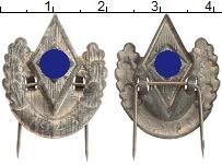 Изображение Монеты Третий Рейх Значок 1943 Цинк XF Значок Гитлерюгенда