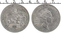 Изображение Монеты Гернси 2 фунта 1994 Медно-никель UNC- Елизавета II. 50 лет