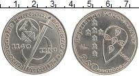 Изображение Мелочь Португалия 250 эскудо 1989 Медно-никель UNC- 850 лет Португалии