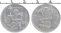 Изображение Монеты Сан-Марино 10 лир 1995 Алюминий UNC