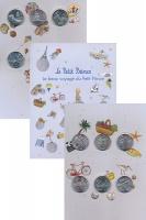 Изображение Подарочные монеты Франция 10 евро 2016 Серебро UNC Маленький принц. Наб