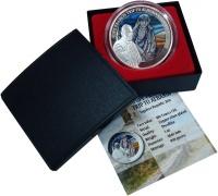 Изображение Подарочные монеты Того 100 франков 2014 Посеребрение Proof