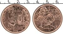 Продать Монеты Австрия 10 евро 2019 Медь
