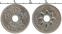 Изображение Монеты Новая Гвинея 6 пенсов 1935 Медно-никель XF