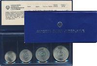 Изображение Подарочные монеты Югославия Югославия 1970-1976 0 Медно-никель UNC