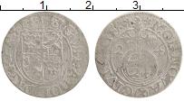 Изображение Монеты Польша 1/24 талера 1624 Серебро VF г.Эльбинг. Густав II
