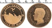 Изображение Монеты Остров Мэн 1 крона 1936 Бронза UNC UNUSUAL. Эдуард VIII