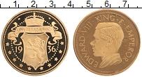 Изображение Монеты Кипр 1 крона 1936 Бронза UNC UNUSUAL. Эдуард VIII