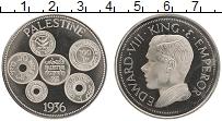 Изображение Монеты Палестина 1 крона 1936 Медно-никель UNC