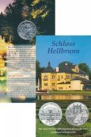 Изображение Подарочные монеты Австрия 10 евро 2004 Серебро UNC Австрия и ее народ.