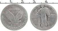 Изображение Монеты США 1/4 доллара 0 Серебро VF
