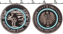 Изображение Монеты Германия 5 евро 2020 Медно-никель UNC D. Климатические зон