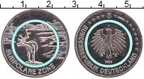 Изображение Монеты Германия 5 евро 2020 Медно-никель UNC J. Климатические зон