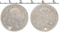 Изображение Монеты Австрия 20 крейцеров 1835 Серебро VF Франц I