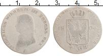 Изображение Монеты Пруссия 4 гроша 1804 Серебро VF Фридрих Вильгельм II