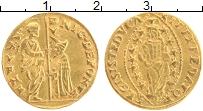 Продать Монеты Венеция 1 цехин 1578 Золото