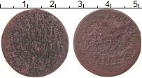 Изображение Монеты 1741 – 1761 Елизавета Петровна Деньга 0 Медь VF